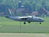 Romania - Air Force Antonov AN-26 810