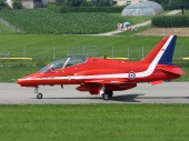 Royal - Air Force British Aerospace Hawk T.1