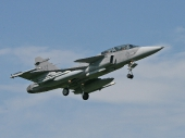 Sweden - Air Force Saab JAS-39 Gripen 822