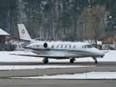 Swiss - Air Force Cessna 560 XL Citation Excel T-784
