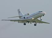 Swiss - Air Force Dassault Falcon 50 T-783