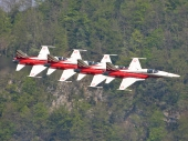 Swiss - Air Force Patrouille Suisse