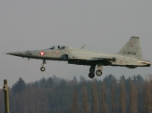 Austrian - Air Force Tiger F-5E J-3036