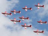 Swiss - Air Force PC-7 Team