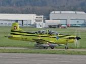 Swiss - Air Force Pilatus PC-9 C-411