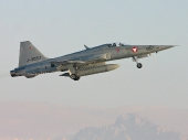 Austrian - Air Force Tiger F-5E J-3057