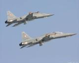 Swiss - Air Force Tiger F-5E J-3015 Tiger F-5F J-3207