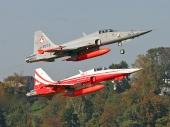 Swiss - Air Force Tiger F-5E J-3073, J-3088