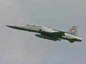 Swiss - Air Force Tiger F-5F J-3202