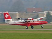 Swiss - Air Force Twin Otter DHC-6-300 T-741