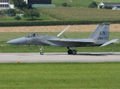 US - Air Force McDonnell Douglas F-15C Eagle 86-163