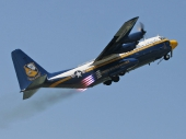 US - Navy Blue Angels Lockheed C-130