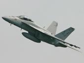 US - Navy Hornet FA-18F VFA-105