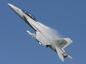 US - Navy Hornet FA-18F VFA-104