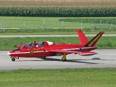 Belgium - Air Force Fouga CM-170 Magister MT13