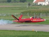 Belgium - Air Force Fouga CM-170 Magister MT48