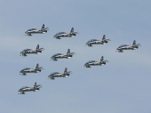Italian - Air Force Aerobatic Team Frecce Tricolori