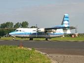 Nederlandse Luchtvaart Maatschappij Fokker F-27-100 Friendship PH-FHF