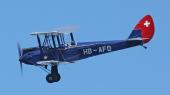 De Havailland DH-60G Moth HB-AFO