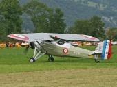 Morane Saulnier MS.317 D-EZOR