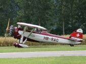 Morane-Saulnier MS.317 HB-RAO