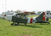 Stinson L-5 A-96 HB-TRY
