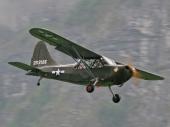 Stinson L-5A Sentinel 299186 N121MC