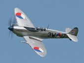 Supermarine 361 Spitfire LF9B RNAF 3W-17 PH-OUQ