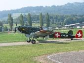 C-3603 HB-RBI ex C-547 der Schweizer Luftwaffe