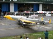 C-3605 HB-RDB ex C-494 der Schweizer Luftwaffe