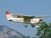 Cessna 175B Skylark HB-CRM