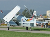 Douglas A-1D Skyraider AD-4N US Navy RM-24143 F-AZPD