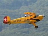 Bücker 131 APM HB-UUW ex A-4 der Luftwaffe