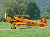 Bücker Jungmann HB-UUV