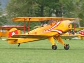 Bücker Jungmann HB-UUR ex A-60 der Luftwaffe