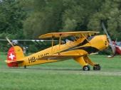 Bücker Jungmann HB-UVC ex A-41 der Luftwaffe