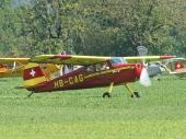 Cessna C140 HB-CAG