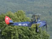 De Havilland DH-60G Gipsy Moth HB-AFO