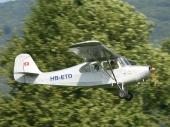 Aeronca Champion 7AC CONV HB-ETD