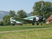 Junkers JU52 HB-HOP