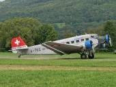 Junkers JU52 HB-HOT