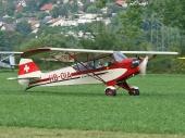 Piper J3C HB-OIA