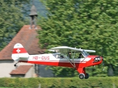 Piper J3C L-4 HB-OUS