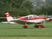 Piper PA28 Cherokee HB-OYN