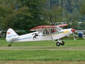 Piper Super Cub PA-18 150 HB-PQP