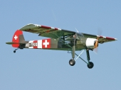 Slepcev Storch Fi 156 HB-YKQ