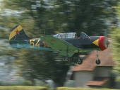 Yakovlev Yak-18A HB-RCX