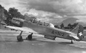 Pilatus P-2.03 A-102