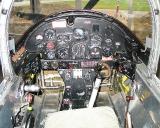 Cockpit Pilatus P-3