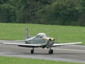 Pilatus P-3.03 HB-RBN